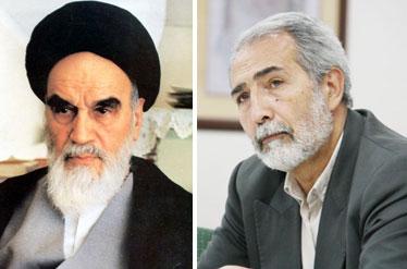 گفتگوی منتشر نشده ی امیرحسین فردی درباره امام خمینی (ره)